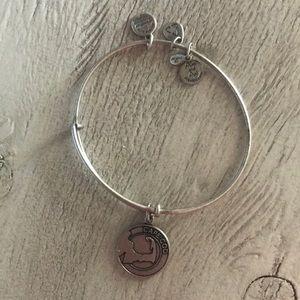 Alex & Ani Cape Cod Charm Bracelet